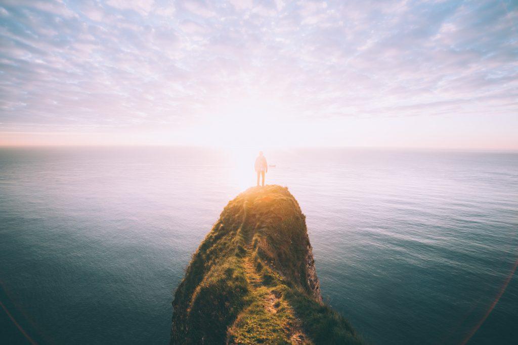 sunlight ocean